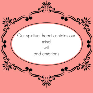 the mind, will and emotions