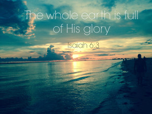creation, design, God, inspiration, creation container of glory
